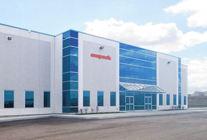 Manufacturing Facility Roofing