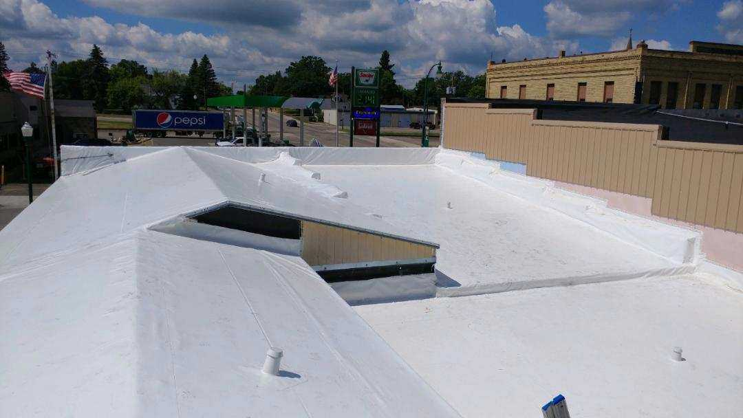 Flat Roofing Project